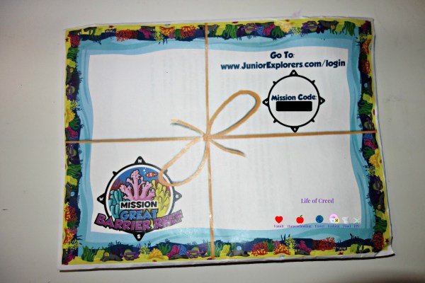 Junior Explorers Review via lifeofcreed.com @lifeofcreed