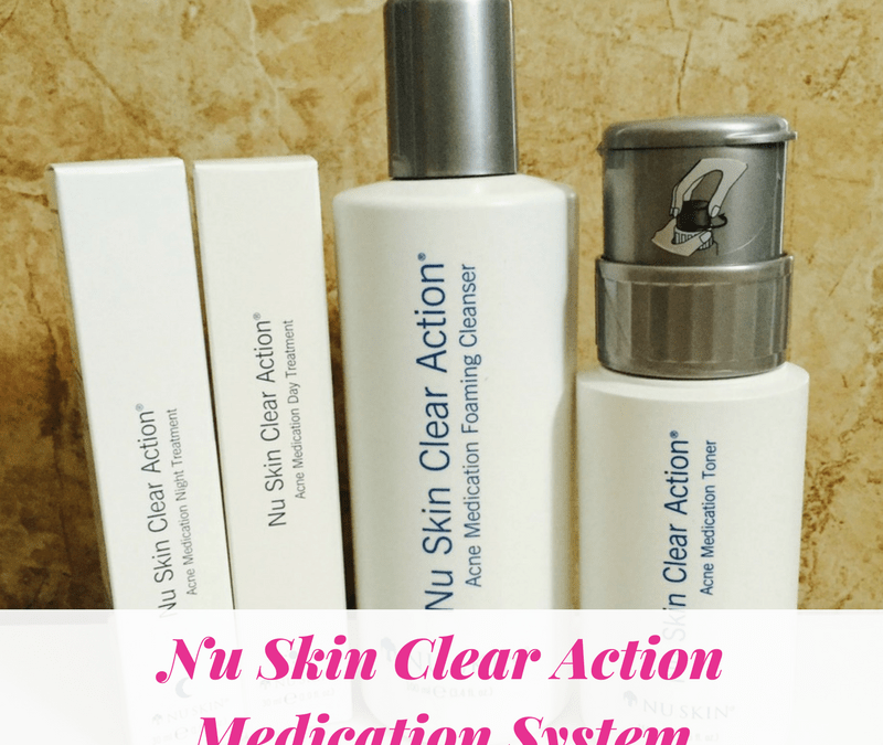 Nu Skin Clear Action Medication System | Review