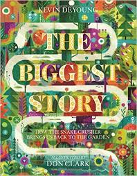 The Biggest Story: How The Snake Crusher Brings Us Back To The Garden book review via lifeofcreed.com @Lifeofcreed