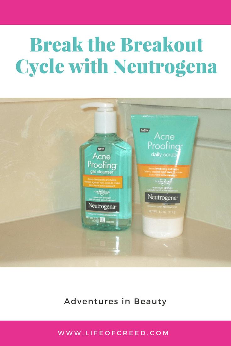 Break the Breakout Cycle with Neutrogena