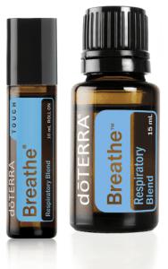 Breathe, Essential Oil Favorites - April