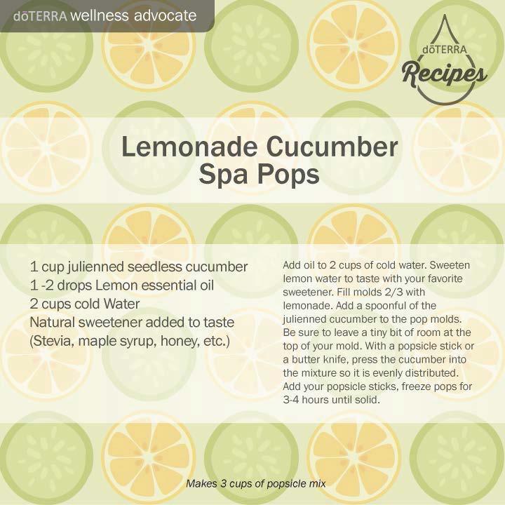 Lemon Essential Oil - May Favorite