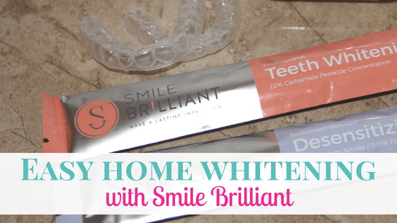 Easy Home Teeth Whitening