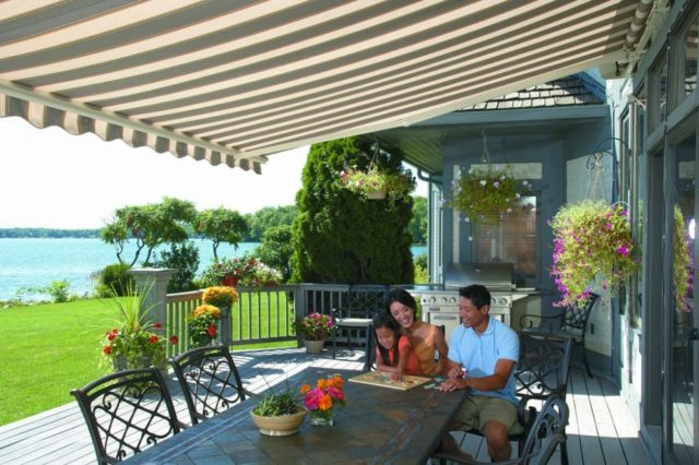 If you are thinking about changing the outdoor look of your home, then awnings can be a good option, as they are widely used for both residential and commercial purposes. Residential awnings can be used to prevent your home from different types of elements and harsh weather conditions. Residential awnings also help in enhancing the overall look of your home.
