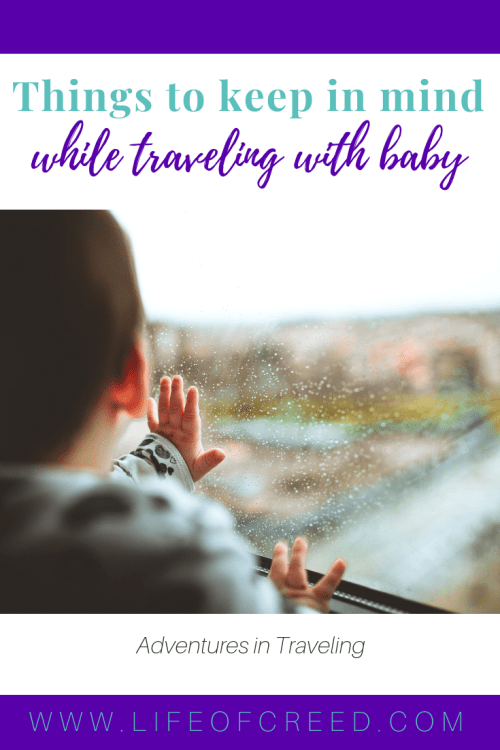 Travelling is the most chosen form of soul searching too. Roaming around independently let you have the small little world of your own. But as soon as children enter the world, they change the rules. However, since you have chosen to travel with your baby, few tips should help you get through the trip with your peace of mind.