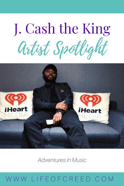 J. Cash the King, recently dropped 4th Quarter, a 5 track EP. Overall, it's a dope a EP. J. Cash the King, is not a cookie cutter of what you hear today with many hip hop artist. No, mumble rap with him, he's making sure you hear and understand the bars that he's spitting.