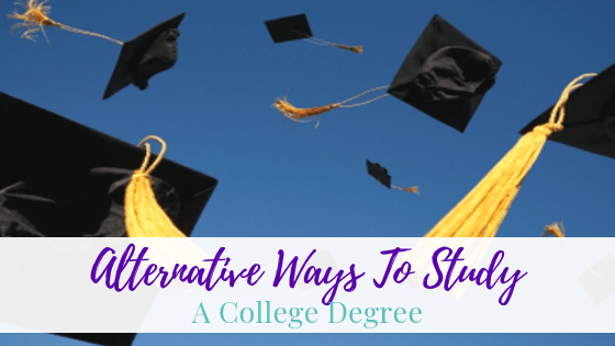 Alternative Ways To Study A College Degree
