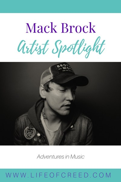 """Mack Brock's EP Covered that will be released March 22nd. If you pre-order the EP you'll get the single """"I Am Loved"""". Mack Brock's greatest passion is to lead people into a heightened awareness of the presence of God and to see individuals experience the breakthrough God has for them through worship."""