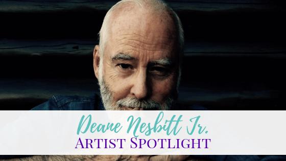 Artist Spotlight: Soundtracks in the Sand by Deane Nesbitt Jr.