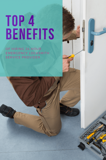 Benefits of Hiring a Locksmith