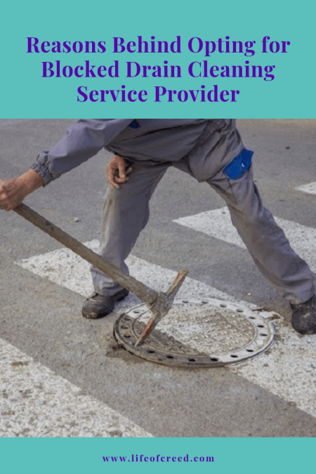 Blocked Drains Cleaning Service