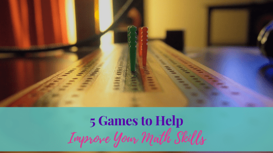 5 Games To Help Improve Your Math Skills