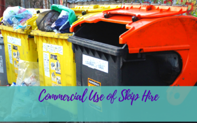 Commercial Use of Skip Hire