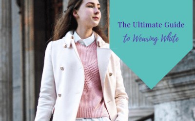 The Ultimate Guide to Wearing White