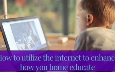How To Utilize The Internet To Enhance How You Home Educate
