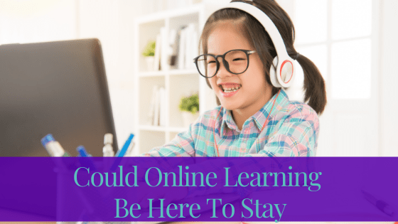 Could Remote Learning Be Here To Stay