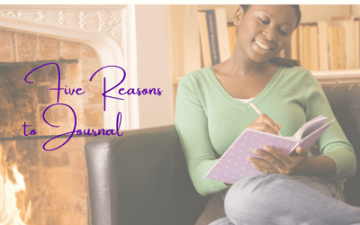 Five Reasons to Journal