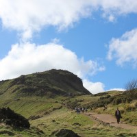 Arthur's Seat: Climbing Edinburgh's Extinct Volcano