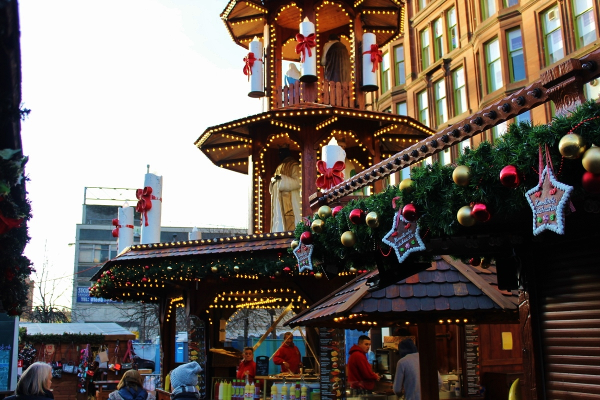 Glasgow's Christmas Markets