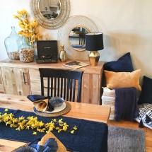 home decor, trends, design, interior decor, interior design, mustard, navy, velvet, gold, interior design, orangeville, shelburne, ontario, dufferin county