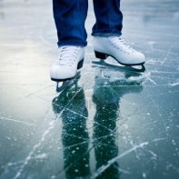 Ice Skating: Burns about 500 calories per hour