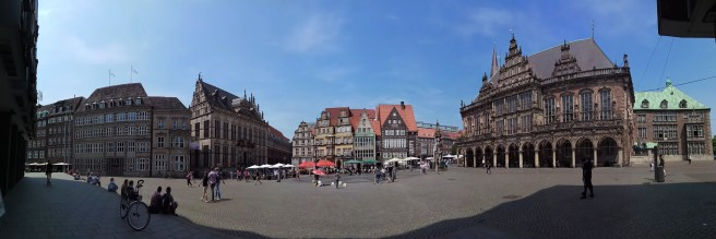 Panorama of the Altstadt
