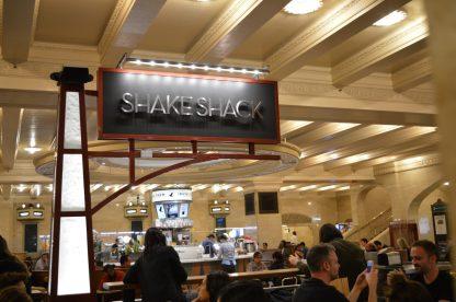 Shake Shack Grand Central Terminal