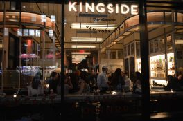 Kingside restaurant New York