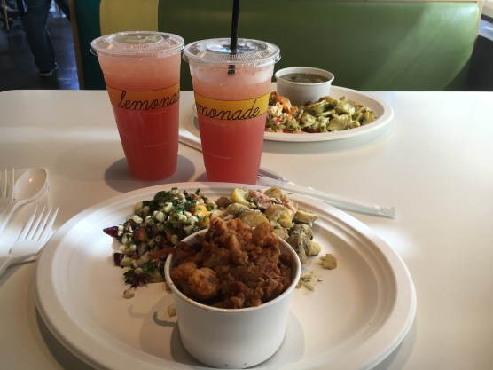 Lunch at Lemonade Venice