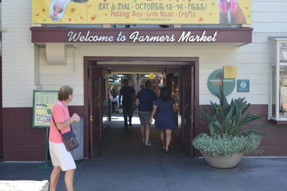 The Original Farmers Market Los Angeles