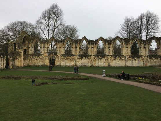 St Mary's Abbey, Museum Gardens, York