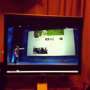 Today is all about...watching Facebook's f8 conference