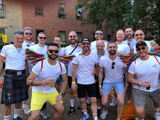 Gay City Bowlers at Manchester Pride 2019