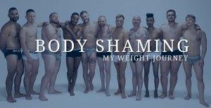 Body shaming - My weight journey