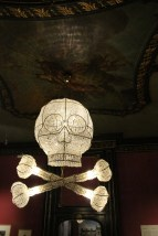 A perfect chandelier for Halloween!