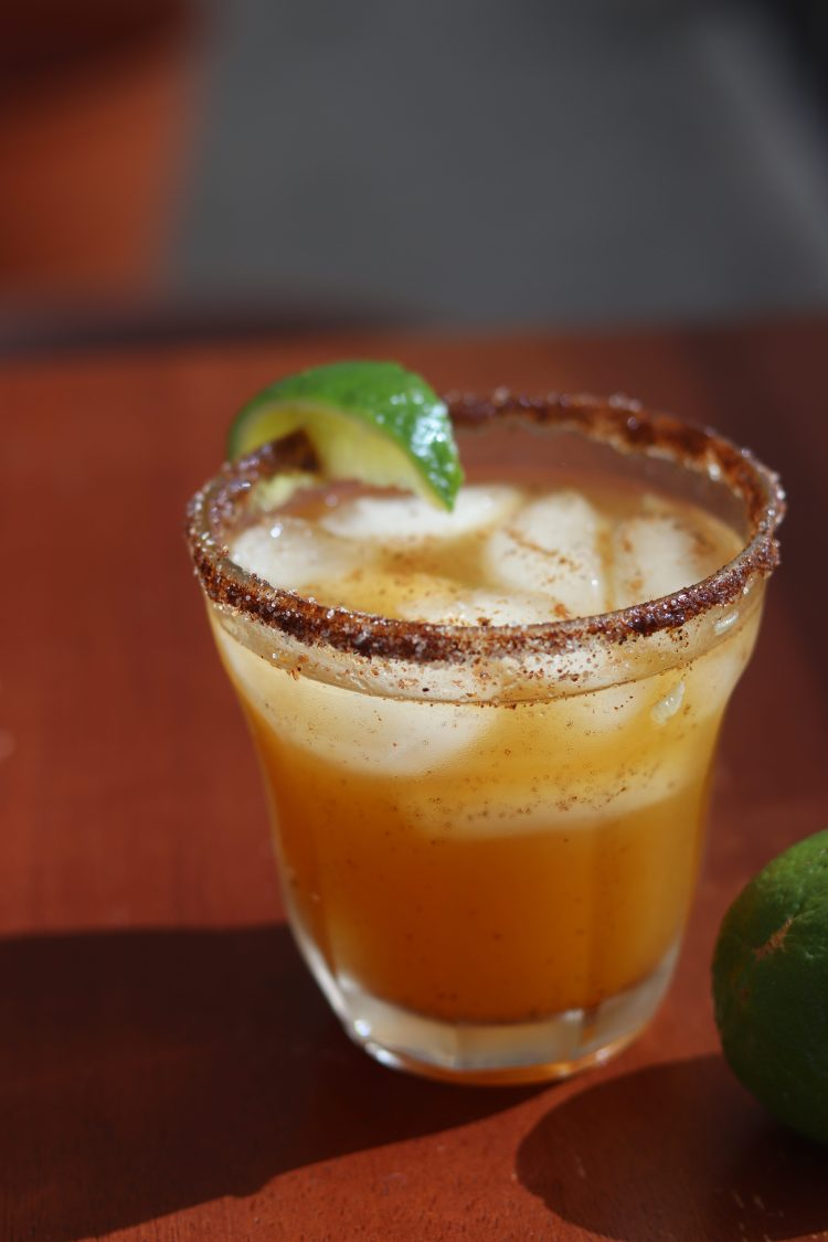 Mango Chili Whiskey is just in time for Cinco De Mayo!