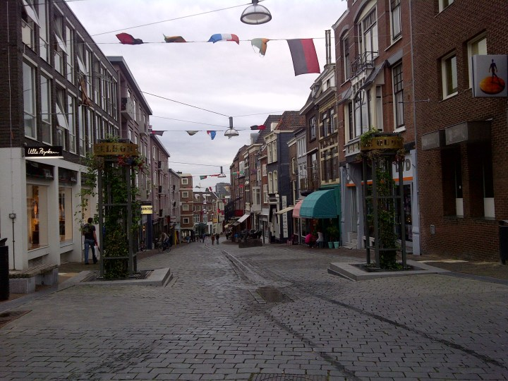 Adventuring in The Netherlands: Back to the Beginning