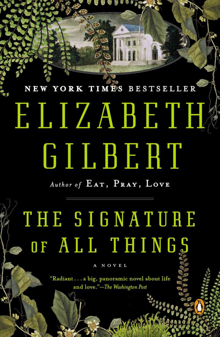 Book Review: The Signature Of All Things