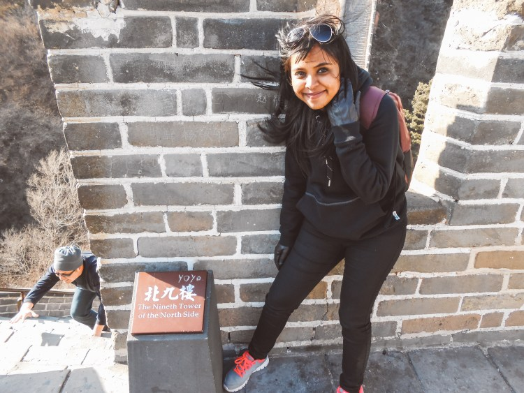 Solo Travel Tips, The Great Wall