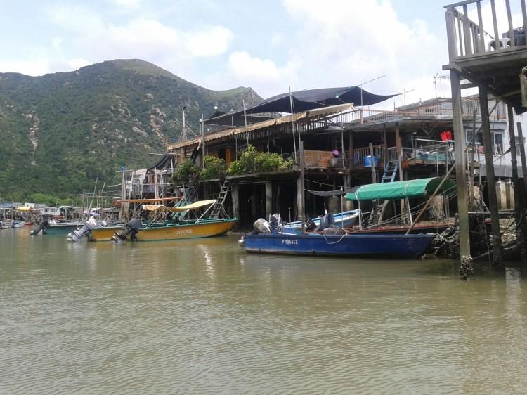 Life of Shal_ Tai O Fishing Village Hong Kong_1