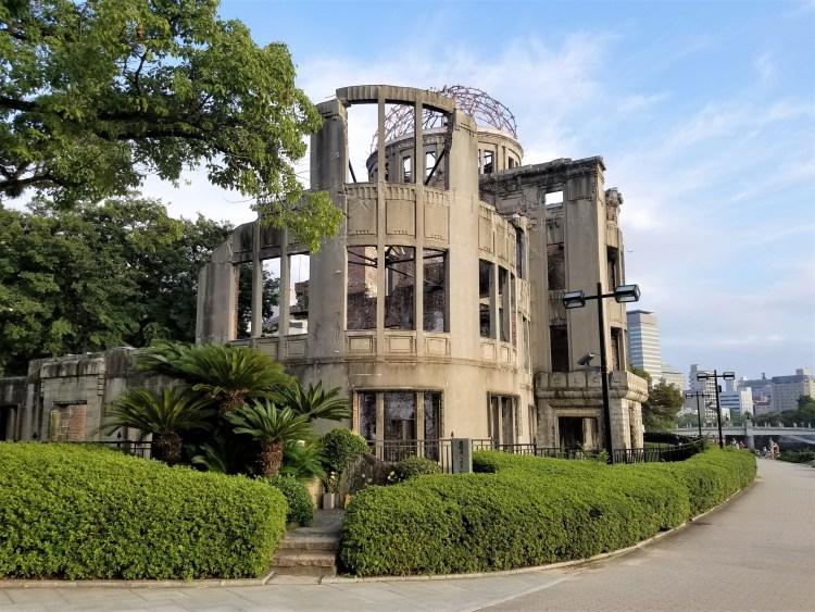 Life of Shal_Hiroshima_Atomic Bomb Dome