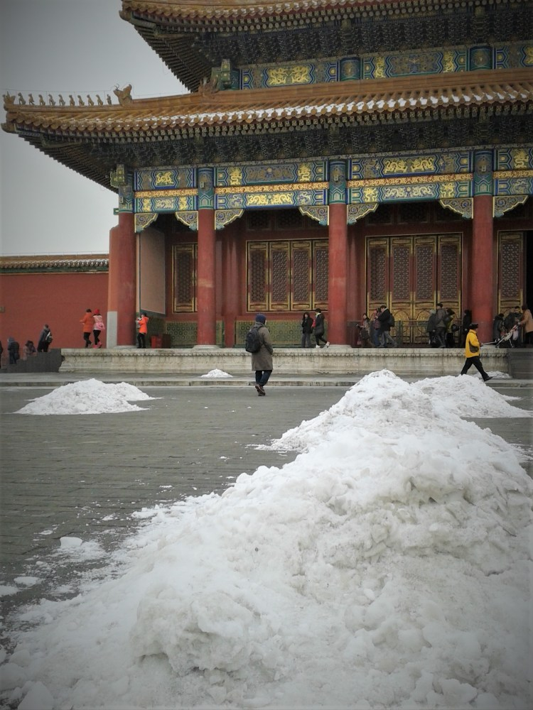 Life of Shal_Snow at the Forbidden City