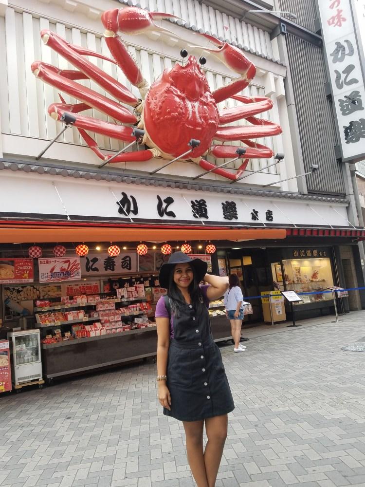Life of Shal_Dotonbori Japan_Takoyaki Restuarant 2
