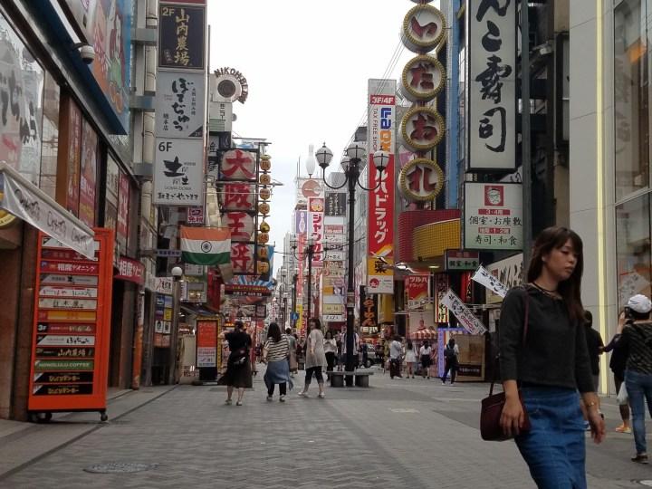 Life of Shal_Dotonbori_Osaka_Japan