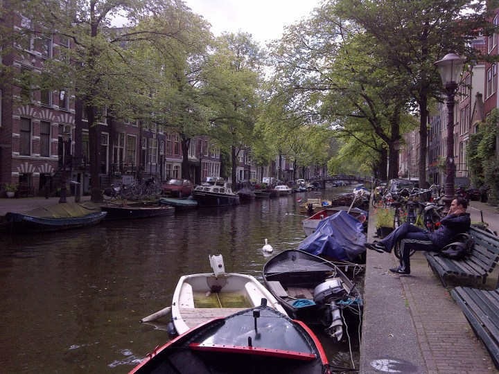 The 10 best quotes about Amsterdam