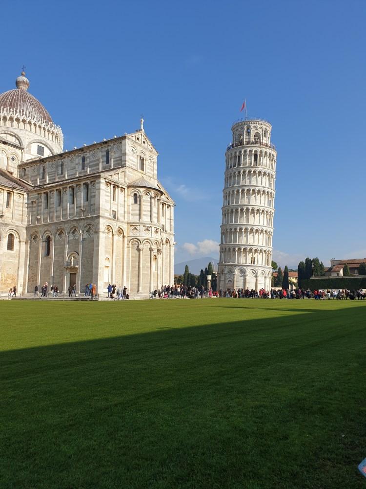 Leaning tower of Pisa, pisa