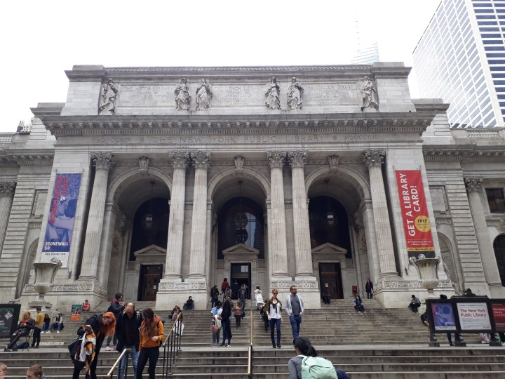 Public Library in New York