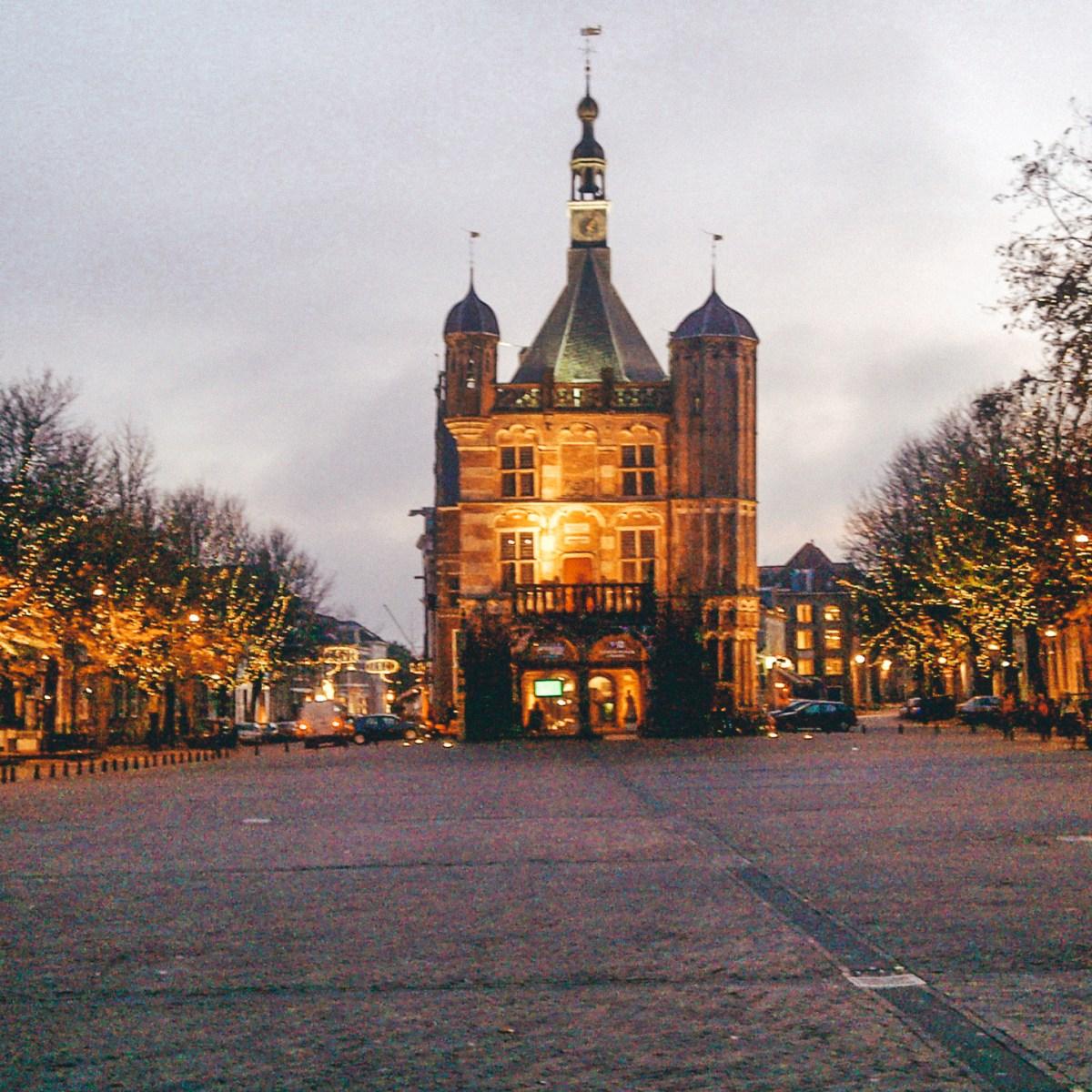 Deventer festivals, city square