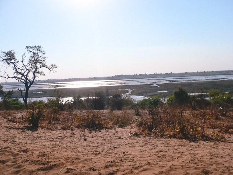 Chobe National Park, Dry Land