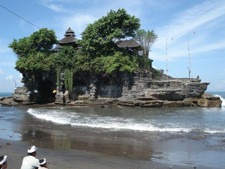 Bali, Temples
